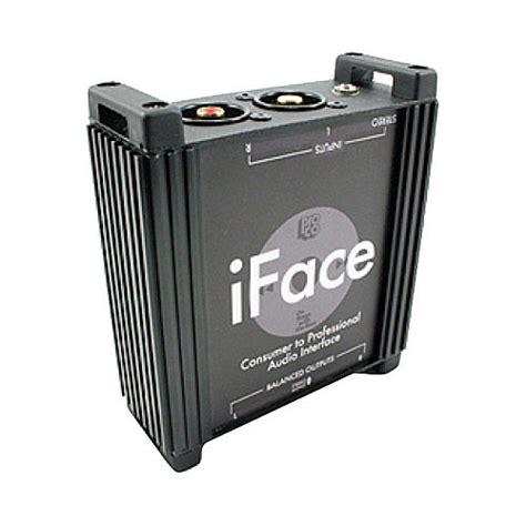 best portable audio interface pro co sound iface portable audio player interface iface b h