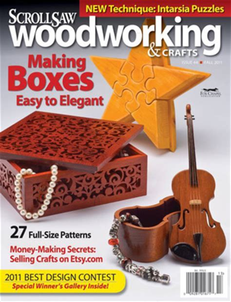 wood pattern magazines creative woodworks crafts magazine media kit info
