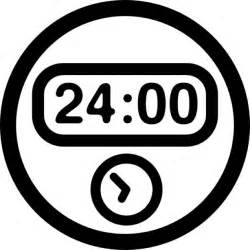Hours 24 hours on a round clock 422 0 2 years ago
