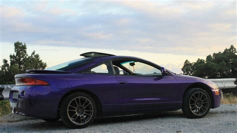 purple mitsubishi eclipse mitsubishi eclipse purple brilliance drive2