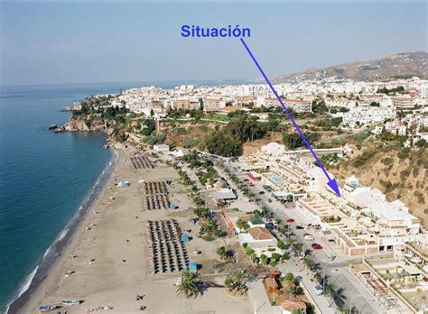 apartamentos hc burriana playa nerja book  hotel  viamichelin