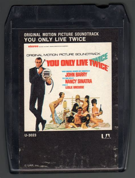 theme song you only live twice james bond you only live twice original soundtrack 1967