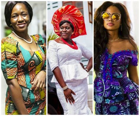 www women in slit and kaba com gh ghanaian women kaba and slit 20 beautiful kaba outfit ideas