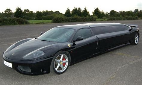Ferrari Limousine Review Car Review