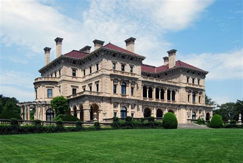 R S House by Bad About Design The Vanderbilt Mansion The Breakers