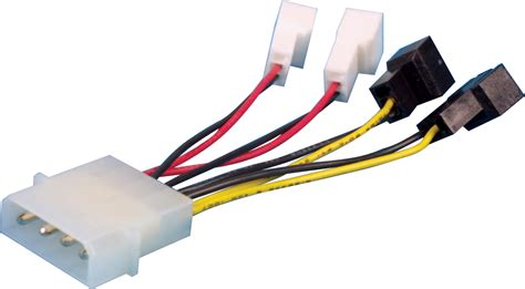 usb to 4 pin fan connector fan cable multi connector 3 pin to 4 pin from psu fan