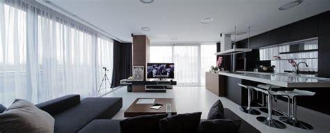 Open plan living room kitchen   Interior Design Ideas.