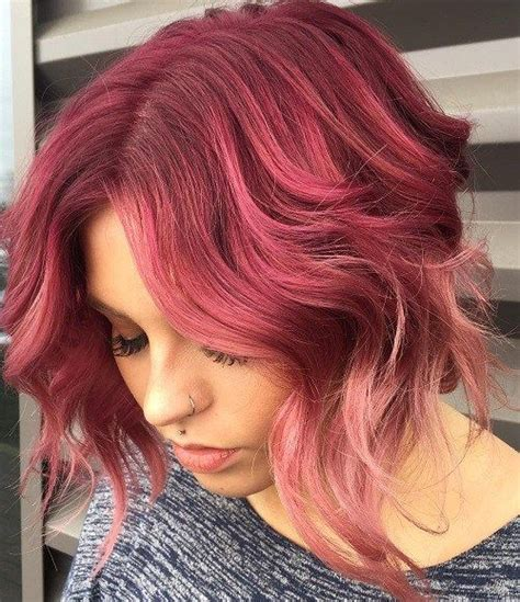 wavy bob with ombre newhairstylesformen2014 com 46 best images about hair on pinterest hair colors for
