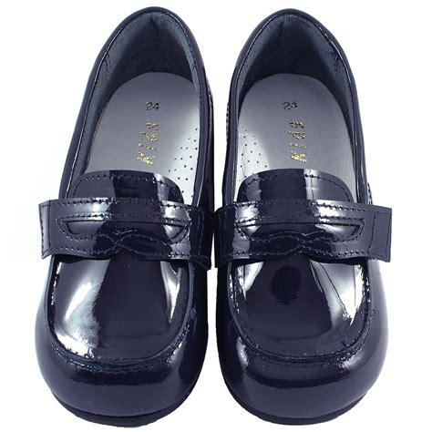boys navy loafers boys navy patent loafer shoes cachet