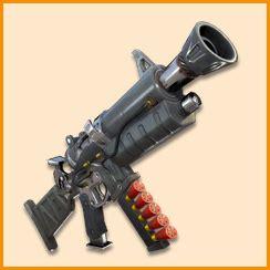 fortnite battle royale : de nouvelles armes dataminées