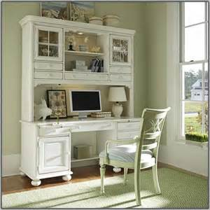 white desks with hutch antique white computer desk with hutch desk home