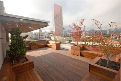 roof top deck how to build a rooftop deck with a view some