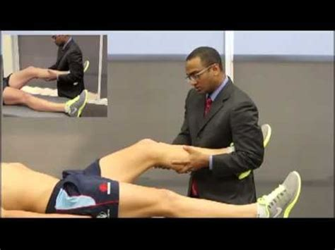physical examination of the sports knee youtube