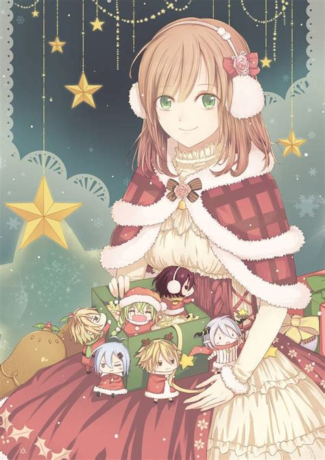 happy christmas images of heroines 1000 images about amnesia anime on amnesia heroines and amnesia anime
