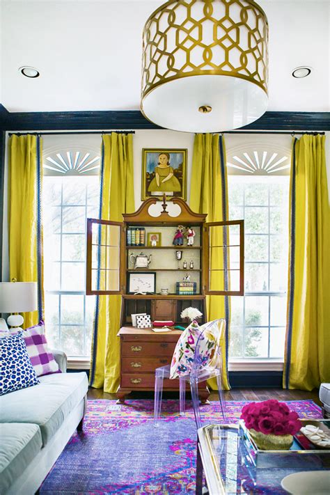 2016 home style colorful rugs and curtains to shake up the new year shoproomideas