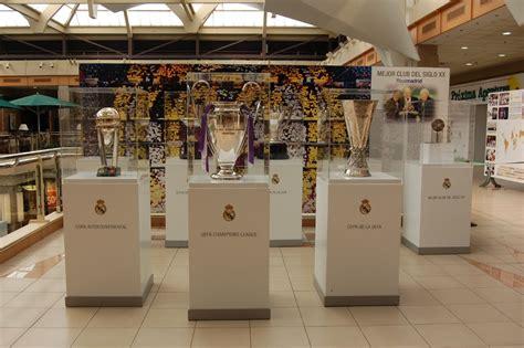 imagenes de trofeos del real madrid la exposici 243 n del real madrid llega a alcobendas