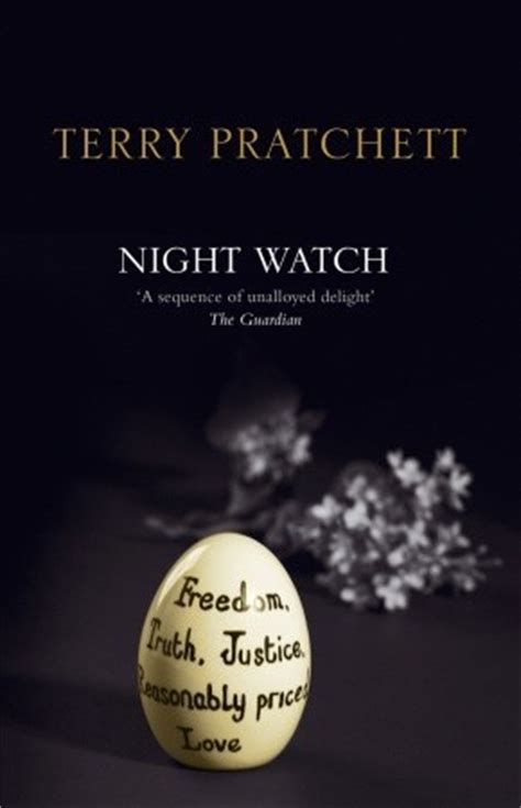 night  discworld  city    terry pratchett reviews discussion bookclubs