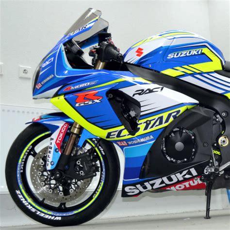 Motorrad Dekor Gsxr by 4moto Shop Suzuki Gsx R 1000 K9 Quot Rac1 Quot Dekor Stickerkit