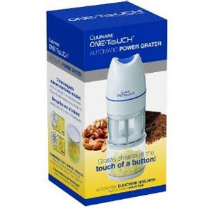 buy  touch automatic power grater  home bargains