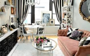 black and white striped curtains feminine touch home