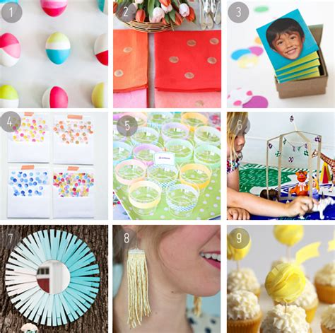 craft and tutorial roundup say yes