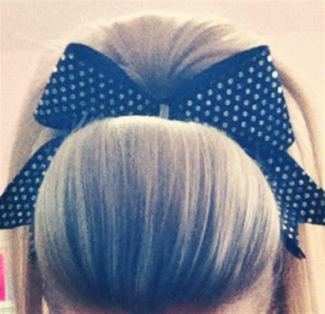 straight puffy cheer ponytail 91 best cheer hair images on pinterest cheer stuff