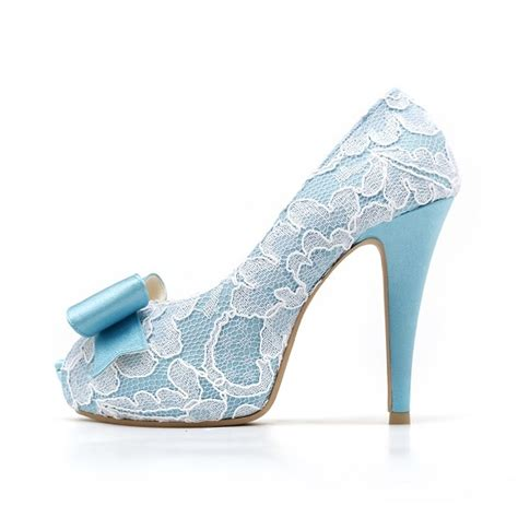 Wedding Shoes Something Blue by Something Blue Wedding Shoes Waiting For