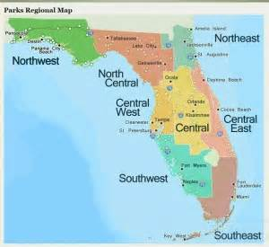 state parks in florida map florida s beautiful wish you were here paradise found