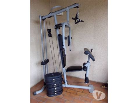 Appareil musculation multifonctions domyos model hg60 4