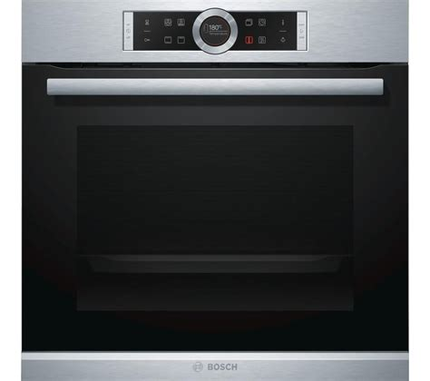 Oven Bosch buy bosch hbg634bs1b electric oven stainless steel free delivery currys