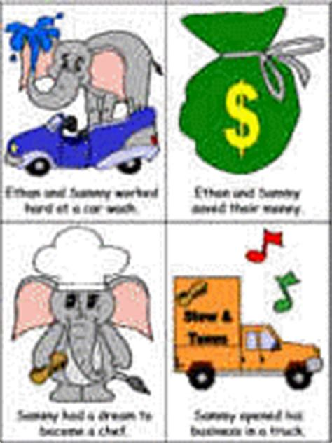 picture books to teach sequencing no more car wash blues story sequencing cards