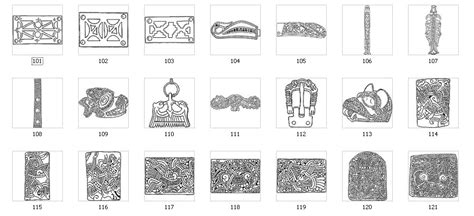 Where Is Corian Made Authentic Viking Designs Motifs And Images