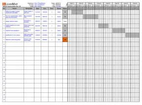 business tactical plan template tactical plan template excel plan template