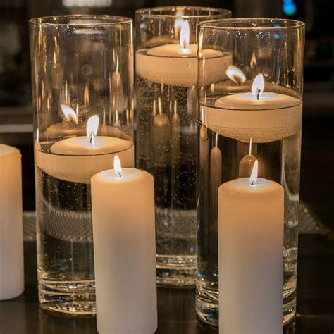 10 Inch Glass Cylinder Vase