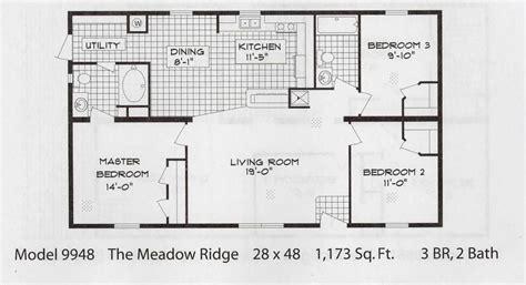 wilson manufactured homes single wide floor plans