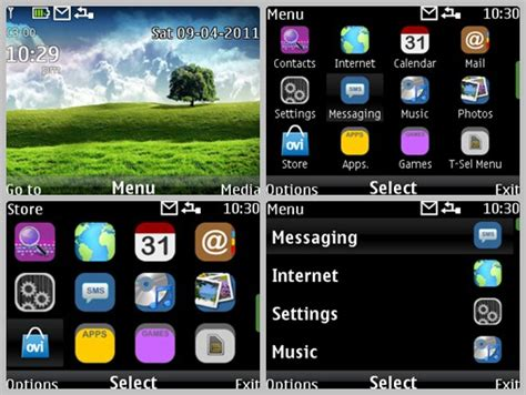 themes nokia x2 01 anime themes nokia asha nth new calendar template site