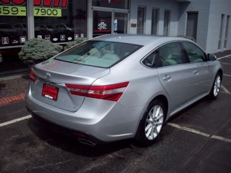 2013 Toyota Avalon Xle Touring Find Used 2013 Toyota Avalon Xle Touring In 1200 W