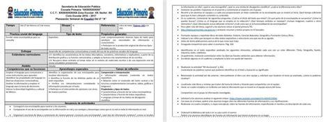 planeaciones sep primaria 2016 gratis pdf planeaciones del cuarto grado del cuarto bloque ciclo