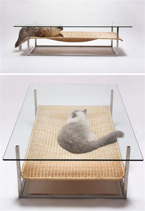 a coffee table for cats technabob 25 amazing cat furniture ideas home design and interior