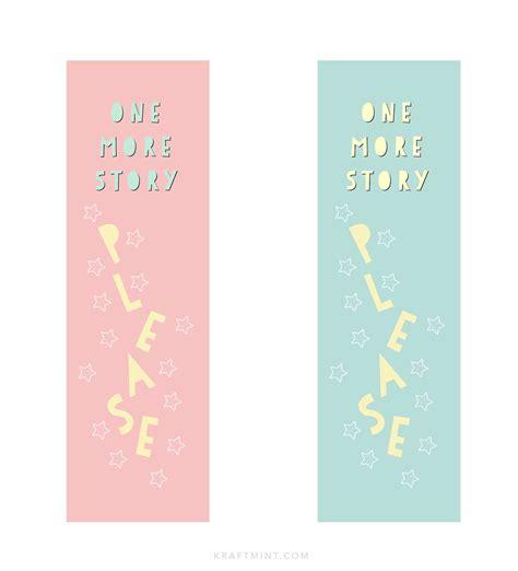 printable bookmarks paper printable paper bookmarks kraft mint