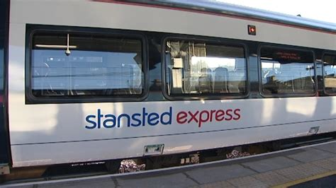 express stansted stansted express trains disrupted by the weather anglia