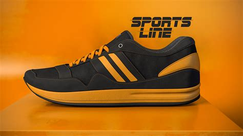 Sport Shoes Model 3017 sports shoe sport schuh 3d modellierung produktvisualisierung 4dm works