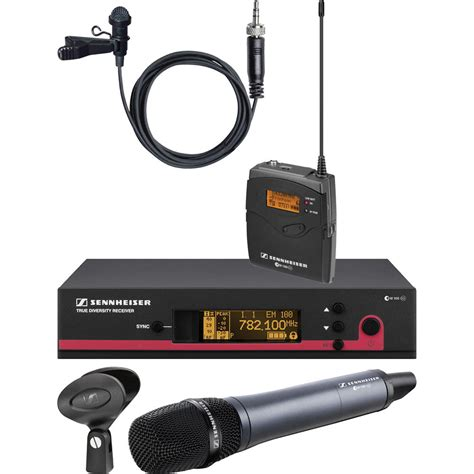 Sennheiser Ew 112 P G3 Me2 Clip On Wireless Senheiser sennheiser ew 112 135 g3 wireless contractor ew112 135g3 a b h