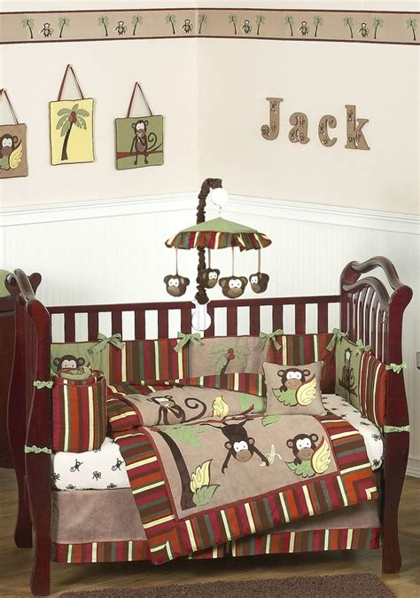 Monkey Crib Bedding Sets For Boys 17 Best Images About Boys Crib Bedding On Pinterest Baby Boy Baby Cribs And Crib Sets