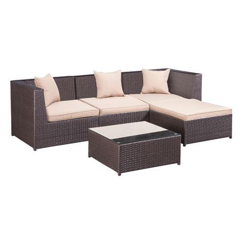 sofa set with storage rattan sofa set with storage brokeasshome com