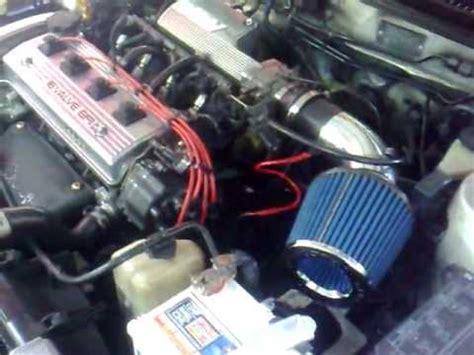 my toyota corolla gli 16 valve efi modified.mp4 youtube