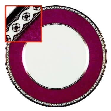 pattern matching ruby wedgwood china ulander ruby w1813 china dinnerware pattern
