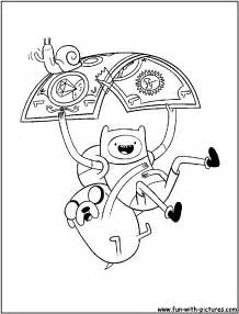 adventure time coloring book adventuretime coloring page