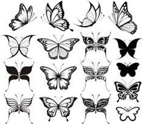 top 25 best simple butterfly tattoo ideas on pinterest