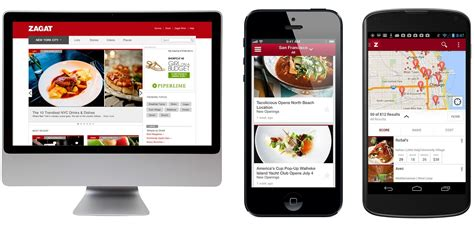 Zagat Search Posts Zagat Ios Restaurant Guide App Makes Ratings Available On The Web
